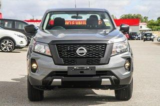 2021 Nissan Navara D23 MY21 SL King Cab Slate Gray 7 Speed Sports Automatic Cab Chassis.