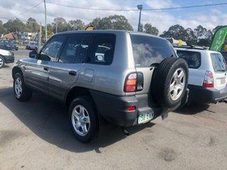 1998 Toyota RAV4 4X4 Silver Automatic Wagon