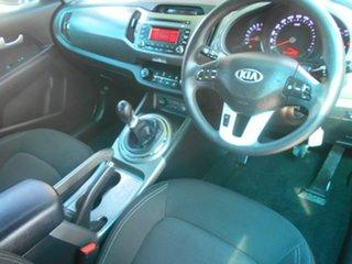 2014 Kia Sportage SL MY14 Si 2WD White 6 Speed Manual Wagon
