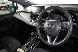 2019 Toyota Corolla ZWE211R Ascent Sport E-CVT Hybrid Eclectic Blue 10 Speed Constant Variable