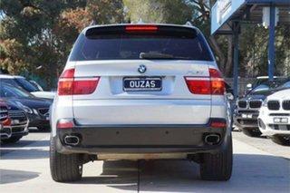 2008 BMW X5 E70 MY09 xDrive48i Steptronic Silver 6 Speed Sports Automatic Wagon