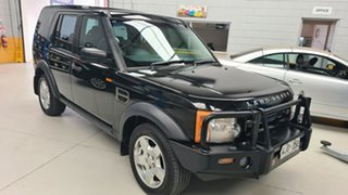 2006 Land Rover Discovery 3 MY06 Upgrade S Black Sapphire 6 Speed Automatic Wagon