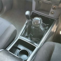 2011 Mazda BT-50 UNY0E4 SDX White 5 Speed Manual Utility