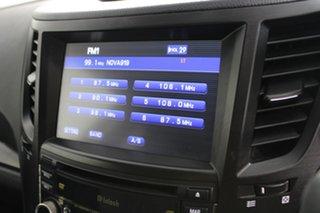 2010 Subaru Liberty B5 MY10 GT AWD Premium Black 5 Speed Sports Automatic Sedan