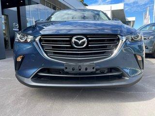 2021 Mazda CX-3 DK2W7A Maxx SKYACTIV-Drive FWD Sport Blue 6 Speed Sports Automatic Wagon