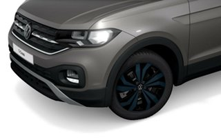 2021 Volkswagen T-Cross C1 MY21 85TSI DSG FWD CityLife Limestone Grey 7 Speed