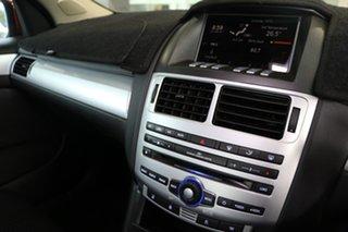 2009 Ford Falcon FG XR6 Red 6 Speed Sports Automatic Sedan