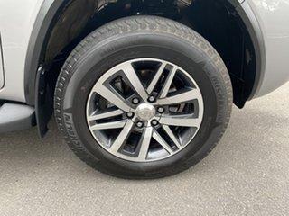 2017 Toyota Fortuner GUN156R Crusade Silver 6 Speed Automatic Wagon