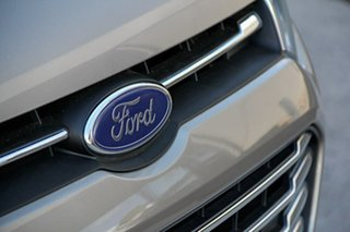 2015 Ford Territory SZ MkII Titanium Seq Sport Shift Silver 6 Speed Sports Automatic Wagon.