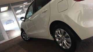 2016 Suzuki Baleno EW GL White 4 Speed Automatic Hatchback