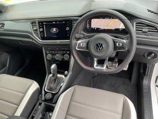 2021 Volkswagen T-ROC A1 MY21 140TSI DSG 4MOTION Sport Pure White 7 Speed