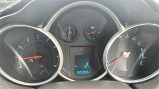 2014 Holden Cruze JH Series II MY14 Equipe Green 5 Speed Manual Sedan