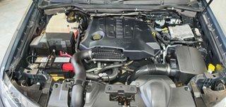 2011 Ford Territory SZ TS Seq Sport Shift AWD Grey 6 Speed Sports Automatic Wagon