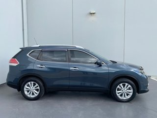 2014 Nissan X-Trail T32 ST-L X-tronic 2WD Blue 7 Speed Constant Variable Wagon.