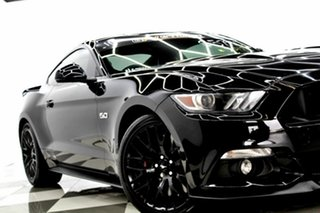 2017 Ford Mustang FM MY17 Fastback GT 5.0 V8 Black 6 Speed Automatic Coupe.