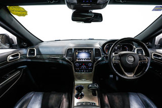 2014 Jeep Grand Cherokee WK MY2014 Overland Silver 8 Speed Sports Automatic Wagon