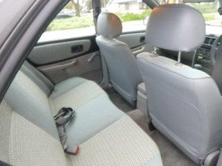 1997 Subaru Impreza N LX White Automatic Sedan