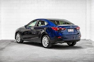 2018 Mazda 3 BN5236 SP25 SKYACTIV-MT Blue 6 Speed Manual Sedan.