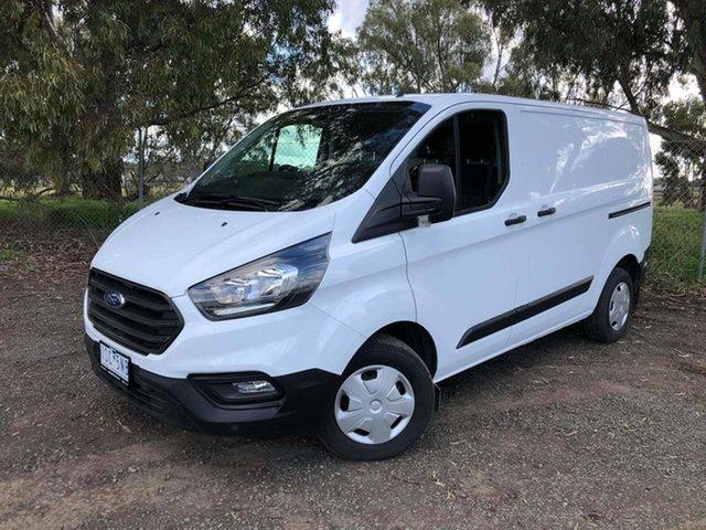 Used Ford Transit Custom VN 2018.75MY 300S (Low Roof) Epsom, 2019 Ford Transit Custom VN 2018.75MY 300S (Low Roof) White 6 Speed Manual Van
