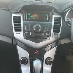 2013 Holden Cruze JH Series II CD White 6 Speed Sports Automatic Wagon