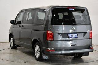 2015 Volkswagen Multivan T6 MY16 TDI340 LWB DSG Comfortline Grey 7 Speed.