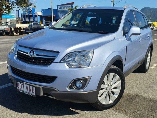 Used Holden Captiva CG MY15 5 LT Bungalow, 2015 Holden Captiva CG MY15 5 LT Blue 6 Speed Sports Automatic Wagon