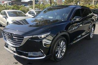 2017 Mazda CX-9 MY16 Azami (FWD) Black 6 Speed Automatic Wagon.