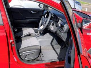 2021 Kia Stonic YB MY21 S FWD Signal Red 6 Speed Automatic Wagon