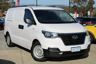 2019 Hyundai iLOAD TQ4 MY19 White 5 Speed Automatic Van.