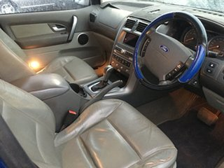2007 Ford Territory SY Ghia AWD 6 Speed Sports Automatic Wagon