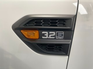 2019 Ford Ranger PX MkIII 2019.75MY XL Arctic White 6 Speed Manual Single Cab Chassis.