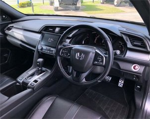 2018 Honda Civic 10th Gen RS Grey 1 Speed Constant Variable Hatchback