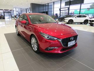 2018 Mazda 3 SP25 SKYACTIV-Drive GT Sedan.