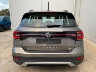 2020 Volkswagen T-Cross C1 MY21 85TSI DSG FWD Life Limestone Grey 7 Speed