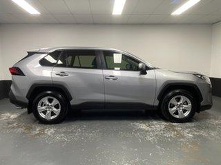 2020 Toyota RAV4 Mxaa52R GX 2WD Silver 10 Speed Constant Variable Wagon