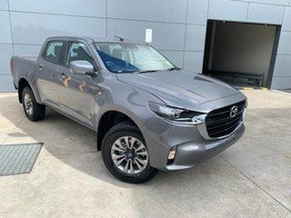 2021 Mazda BT-50 TFR40J XT 4x2 Rock Grey 6 Speed Sports Automatic Utility.