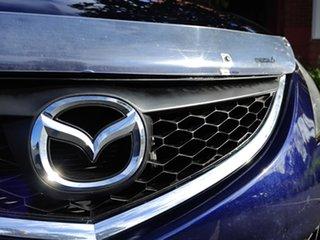 2010 Mazda 6 GH1052 MY10 Classic Blue 5 Speed Sports Automatic Sedan.