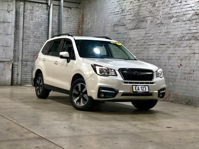 Used Subaru Forester S4 MY17 2.5i-L CVT AWD Mile End South, 2017 Subaru Forester S4 MY17 2.5i-L CVT AWD White 6 Speed Constant Variable Wagon