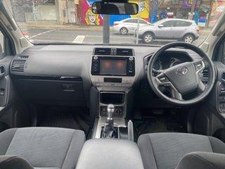 2020 Toyota Landcruiser Prado GDJ150R GXL Bronze 6 Speed Sports Automatic Wagon