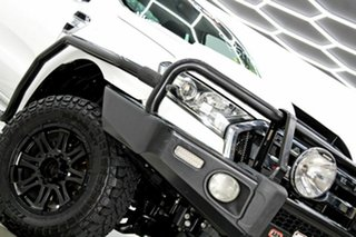 2015 Ford Ranger PX MkII XLT 3.2 Hi-Rider (4x2) White 6 Speed Automatic Super Cab Utility.