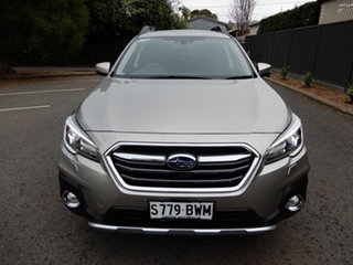 2018 Subaru Outback B6A MY18 2.5i CVT AWD Premium Gold 7 Speed Constant Variable Wagon.