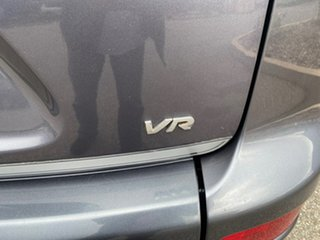 2007 Mitsubishi Outlander ZG MY07 VR Grey 6 Speed Sports Automatic Wagon