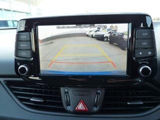 2018 Hyundai i30 PD2 MY18 Active Marina Blue 6 Speed Sports Automatic Hatchback