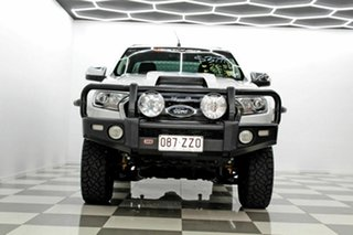 2015 Ford Ranger PX MkII XLT 3.2 Hi-Rider (4x2) White 6 Speed Automatic Super Cab Utility