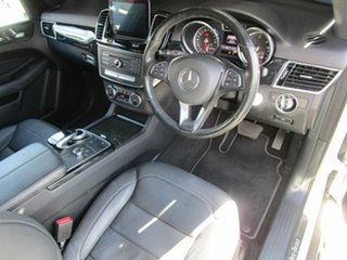 2016 Mercedes-Benz GLE-Class W166 807MY GLE350 d 9G-Tronic 4MATIC White 9 Speed Sports Automatic