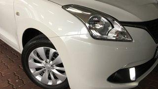 2016 Suzuki Baleno EW GL White 4 Speed Automatic Hatchback.