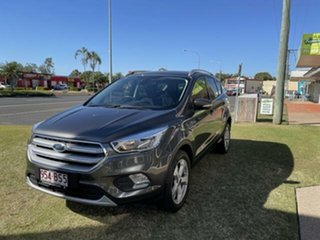2018 Ford Escape ZG MY18 Trend (FWD) Grey 6 Speed Automatic SUV