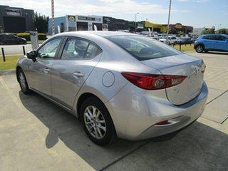 2015 Mazda 3 BM5278 Neo SKYACTIV-Drive Silver 6 Speed Sports Automatic Sedan