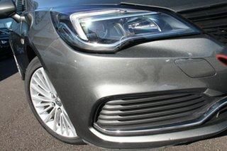2018 Holden Astra BK MY18.5 R Grey 6 Speed Sports Automatic Hatchback.