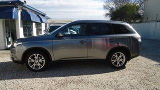 2014 Mitsubishi Outlander ZJ MY14.5 LS 4WD Grey 6 Speed Sports Automatic Wagon.